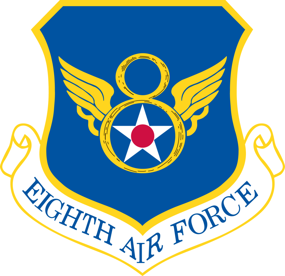 Eighth Air Force Emblem