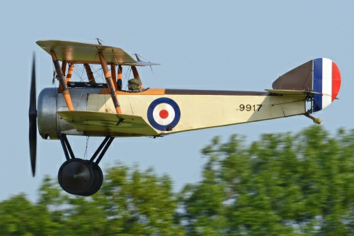 Sopwith Pup klein